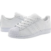 [B23641] ADIDAS SUPERSTAR FOUNDATION J WHT