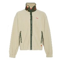 032C WWB Chevignon Fleece Jacket - グリーン