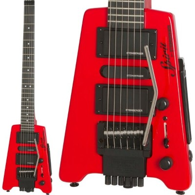 STEINBERGER 《スタインバーガー》Spirit GT-PRO DELUXE (HR/Hot Rod Red) 【あす楽対応】