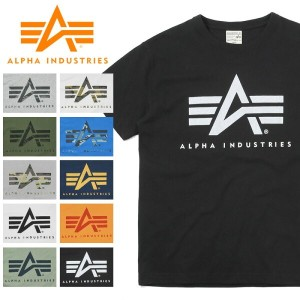 ALPHA アルファ TC1255 S/S プリント Tシャツ A-MARK【2018SS】 父の日 ギフト プレゼント