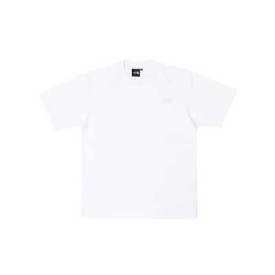 THE NORTH FACE S/S SILHOUETTE TEE【NT31832-W-WHITE】