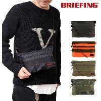 【P最大51倍★7/14(土)20時~28H限定】ブリーフィング サコッシュ SOLID LIGHT BRM181205 BRIEFING SACOCHE M SL PACKABLE...