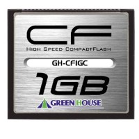 GH-CF1GC【Compact Flash 1GB 133倍速】