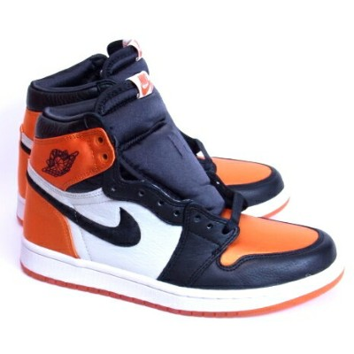 【レディースサイズ ボーイズサイズ】2018 NIKE WMNS AIR JORDAN 1 RE HI OG SL SATIN SHATTERED BACKBOARD AV3725-010 2018...