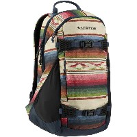 BURTON Women's Day Hiker Pack [25L] 2018SS Canvas Iris Stripe