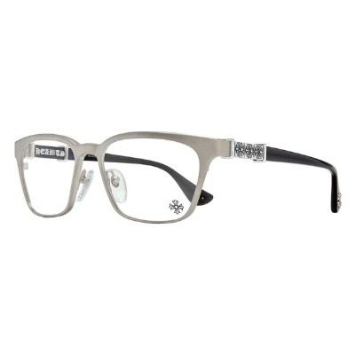 CHROME HEARTS SLHOOKER Brushed Silver-Black  クロムハーツ アイウェア 眼鏡