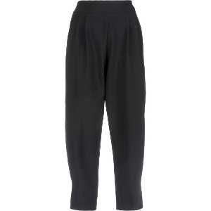 Egrey tapered trousers - ブラック