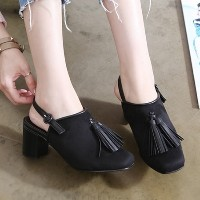 [Girls  Hill] Domestic Tester Slingback Sandals / D2788 korea fashion style shoes