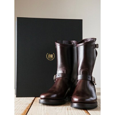 【送料無料】Makers(メイカーズ)~HORSE ENGINNER HORWEEN BUTT LTD BURGANDY~