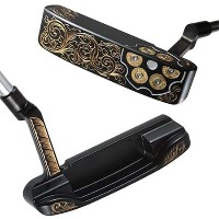 Carbon 303 Hand Engraved Putter【ゴルフ ゴルフクラブ>パター】