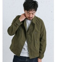 Sonny Label NYUZELESS PACKABLE W TAILORED JACKET【アーバンリサーチ/URBAN RESEARCH メンズ その他(アウター) OLIVE ルミネ...