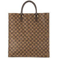 Louis Vuitton Vintage Damier Ebene Sac Plat bag - ブラウン