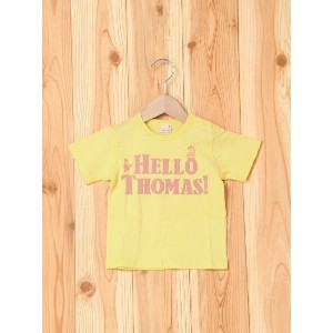 【SALE/22%OFF】petit main HELLO THOMAS T プティマイン カットソー【RBA_S】【RBA_E】