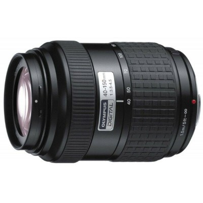 【中古 保証付】OLYMPUS ZUIKO DIGITAL 40-150mm F3.5-4.5