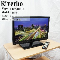【中古】Riverbo/KT-1901B/19V型LED液晶テレビ