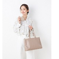 Practical tote bag【ヒッチハイク/HITCH HIKE レディス トートバッグ BE ルミネ LUMINE】