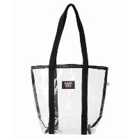 【BAGS USA】別注GROCERY TOTE VINYL BASE:バッグ【ジャーナルスタンダード/JOURNAL STANDARD レディス トートバッグ ホワイト ルミネ LUMINE】