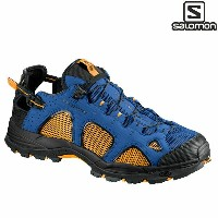 サロモン SalomonTECHAMPHIBIAN 3BRIGHT MARIGOLD/NAUTICAL BLUE/BLACK