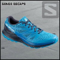 サロモン SalomonSENSE ESCAPEHAWAIIAN SURF/SNORKEL BLUE/NIGHT SKY