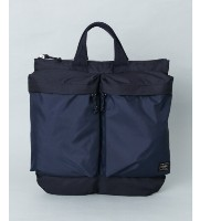 UR TRAVEL COUTURE by LOWERCASE ヘルメットバッグ【アーバンリサーチ/URBAN RESEARCH メンズ, レディス トートバッグ NAVY ルミネ LUMINE】