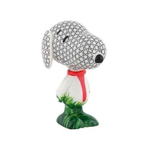 Department 56Department 56  Peanuts SNOOPYフィギュア -Hole In One Hound- # / 4039754