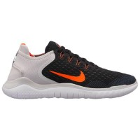 (取寄)ナイキ メンズ フリー RN 2018 Nike Men's Free RN 2018 Black Total Crimson Vast Grey White Anthracite