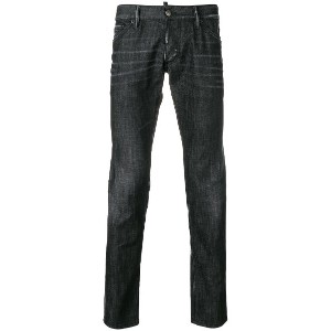 Dsquared2 Regular Clement jeans - ブラック