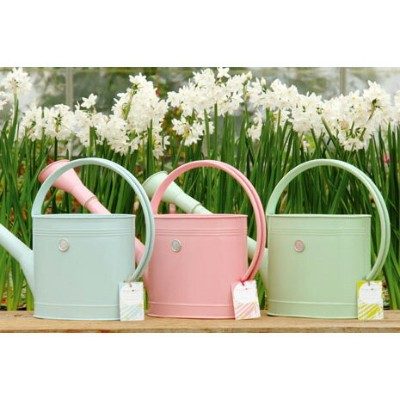 [OUTLET] | Burgon & Ball | GTW/W5GT ジョウロ 5L ソフトグリーンWaterfall Watering Can | バーゴン&ボール