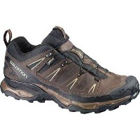 サロモン メンズ スニーカー シューズ X Ultra LTR GORE-TEX Hiking Shoe Absolute Brown-X/Black/Navajo