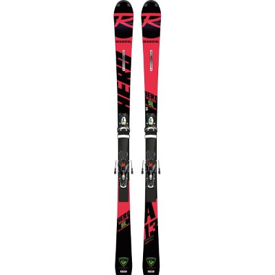 18-19ROSSIGNOL ロシニョールHERO ATHLETE FIS SL (R22) + SPX15Rockerflex金具セット