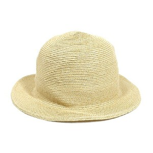 Odds(オッズ) ワイヤー入りペーパーストローハット (Porter Hat) 麦わら帽子 Natural