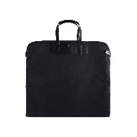 メンズ MONTBLANC MB Nightflight Garment Bag Black スーツバッグ ブラック