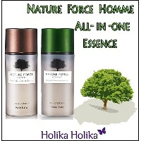 [Holika Holika] Nature Force Homme Oil Cut All In One Essence  100ml /Water All In One   Essence...