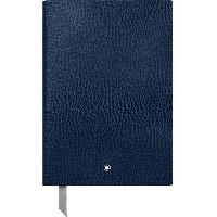 ユニセックス MONTBLANC Fine Stationary Notebook #146 Indigo, lined ノート ブルー