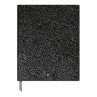 ユニセックス MONTBLANC Fine Stationary Notebook #149 Black, lined ノート ブラック