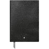 ユニセックス MONTBLANC Fine Stationary Notebook #146 Black, lined ノート ブラック