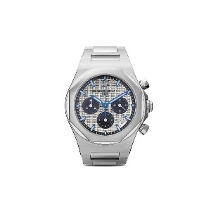 Girard-Perregaux ロレアート クロノグラフ 38㎜ - Silver