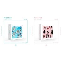 Music Twice-[Page Two] 2nd Mini Album Random Ver CD+PhotoBook+G