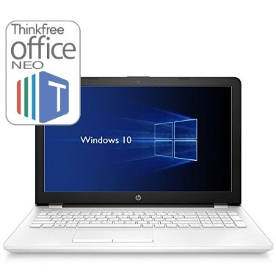 【フルHD液晶・Officeセット】HP 15-bs000 Windows10 Home 64bit Corei3 4GB 500GB DVDライター 高速無線LAN IEEE802.11ac/a...