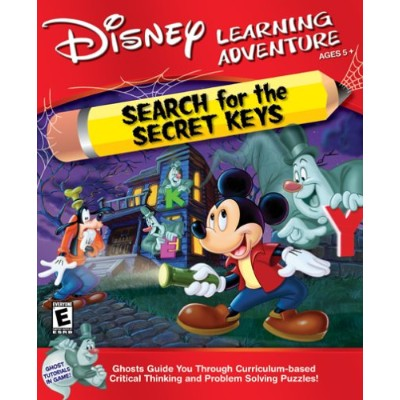 Disney Learning Adventure: Search for the Secret Keys (輸入版)