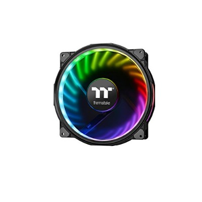 Thermaltake Riing Plus 20 RGB Radiator Fan TT Premium Edition PCケースファン FN1168 CL-F069-PL20SW-A