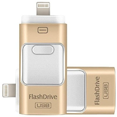[Apple Certified (Made for iPhone)] Mindso Flash Drive 128GB USB memorikonekuta with iPhone, iPad,...