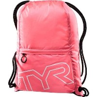 TYR(ティア) プールバッグ DRAWSTRING SACK PACK LPSO2 ピンク FREE