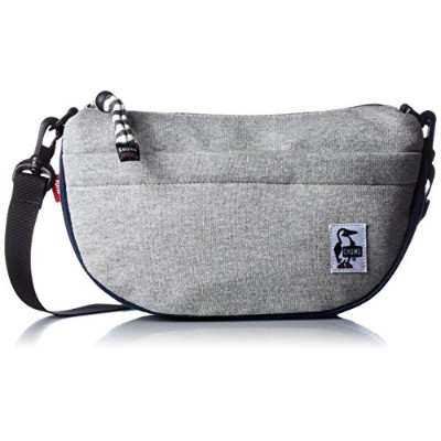 [チャムス]ショルダーバッグ Mini Banana Shoulder H-Gray/Basic Navy