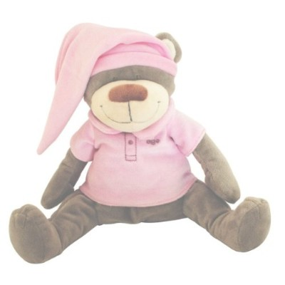 Teddy Bear Doodoo - Calms the Crying Baby with Womb Sounds - Automatic Turn On Puts the Baby to...