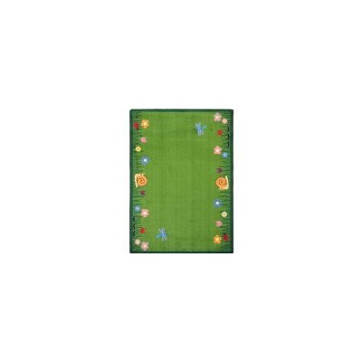 Joy Carpets Kid Essentials Geography & Environment Summer Friends Rug, Multicolored, 3'10 x 5'4 by...