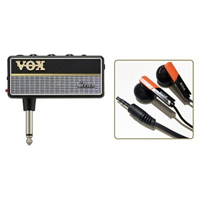 VOX amPlug2 Clean AP2-CL + VOXロゴ入りイヤホンセット