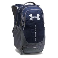 UNDER ARMOUR/ア ンダーアーマー/UA HUSTLE 3.0 BACKPACK/リュックサック/バックパック (【07】MidnightNavy/Graphite)