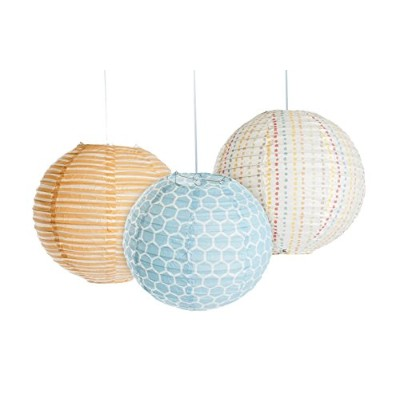 Kidsline Who's At The Zoo Lanterns, 3 Count by KidsLine