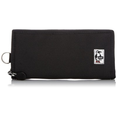 [チャムス]財布 Eco Billfold Wallet Black